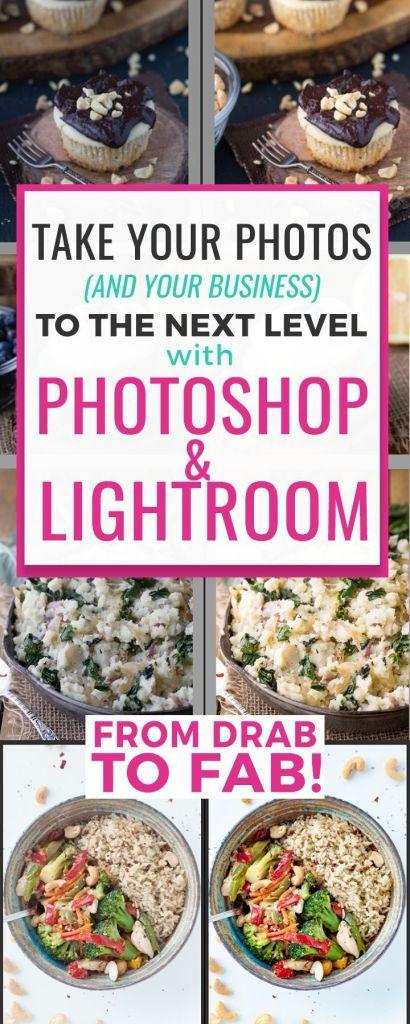 Editing lightroom Photoshop Courses