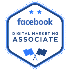 Facebook Blueprint Accredited Digital Marketing Associate