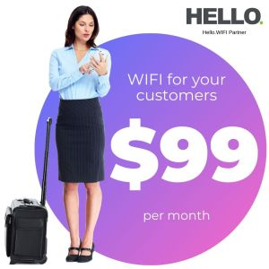 Customer Wifi from $99 per month