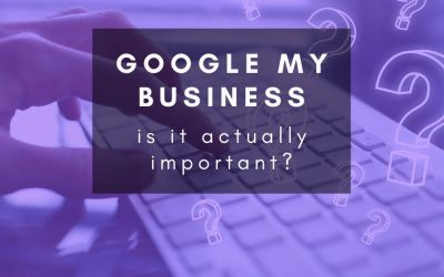How important is my GoogleMyBusiness profile?