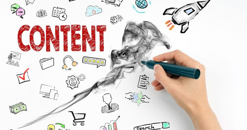 Content Creation instead of Advertising
