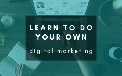 Learn to do you own digital marketing for free