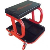 CREEPER SEAT MECHANICS TROLLEY CHAIR STOOL AUTOMOTIVE ...