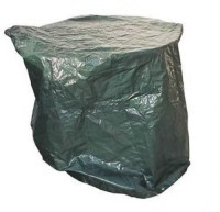 Waterproof Round Table Cover polyethylene Patio Furniture ...