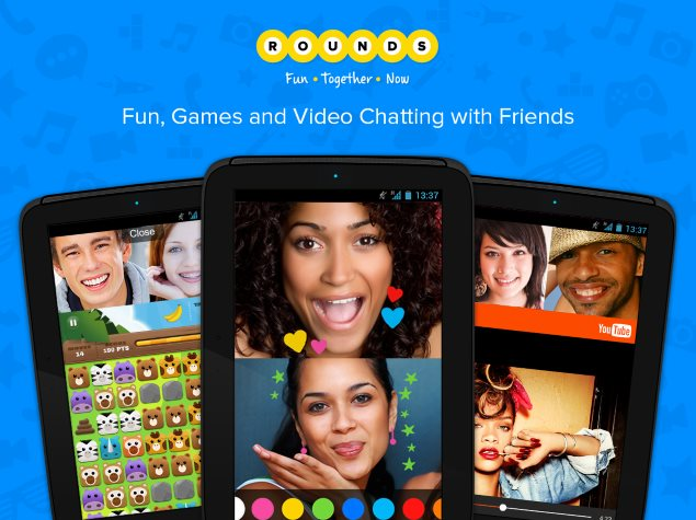 5 android applications that allows high quality video chat 2015