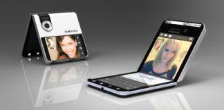 foldable smartphone samsung