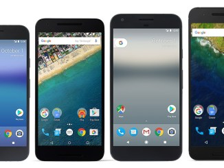 Google Pixel, Pixel XL and Nexus 5X and Nexux6P