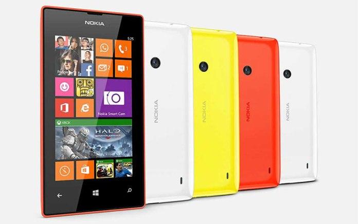 Microsoft Lumia all