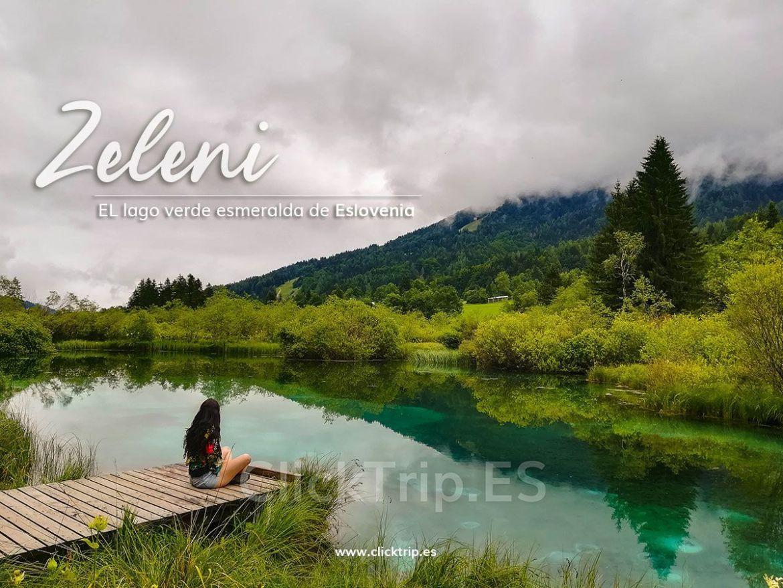 Visita al Lago Zelenci de Eslovenia. Cómo llegar y qué ver en la Reserva Natural Zelenci. Lago color esmeralda de Eslovenia_ClickTrip