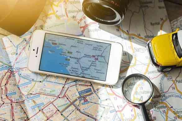 Mapas sin conexion y rutas de Viajes Ideales en Google Maps_ClickTrip