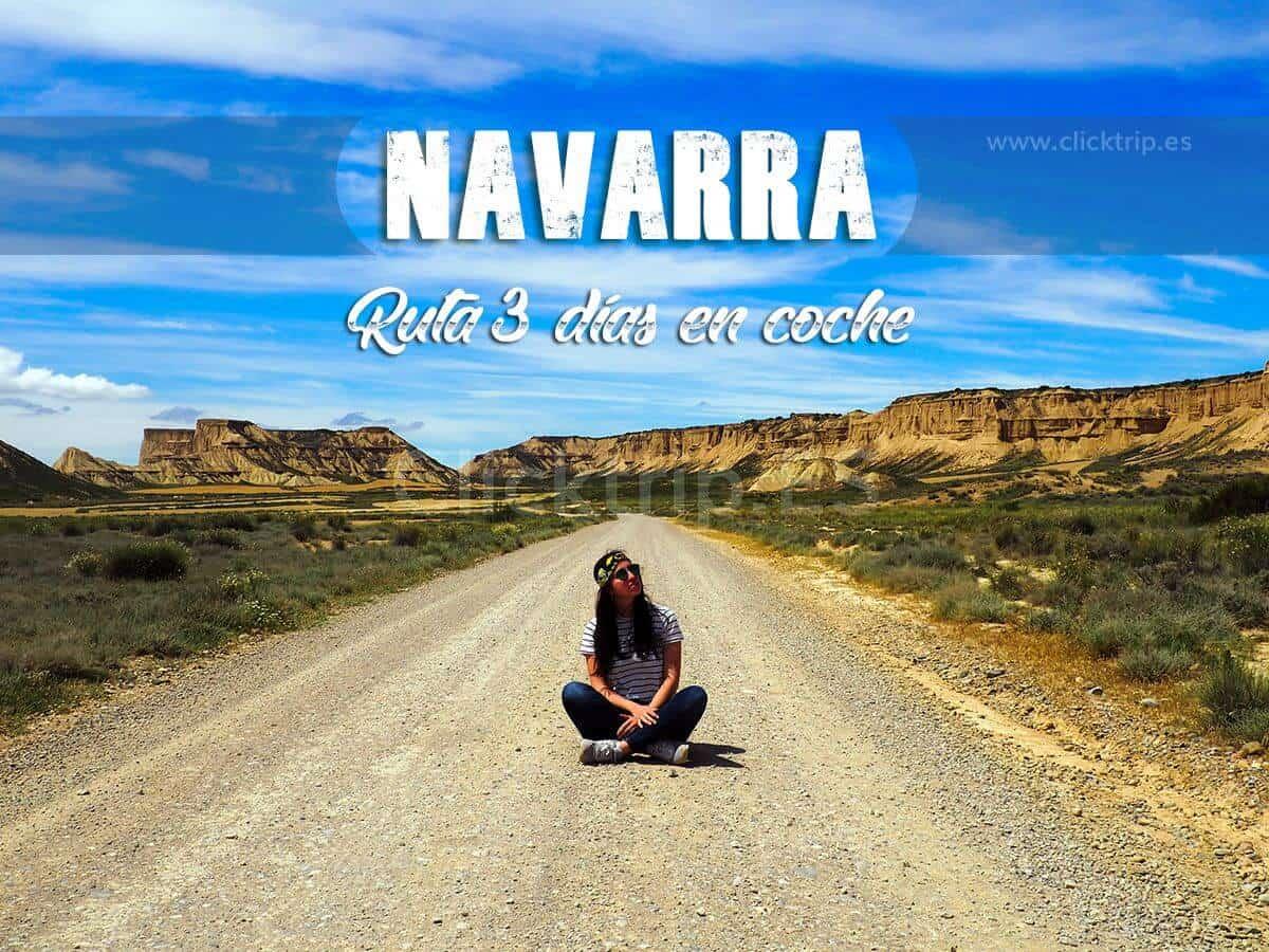 Navarra_Ruta 3 dias en coche norte de España Que visitar ver y hacer en Navarra_ClickTrip
