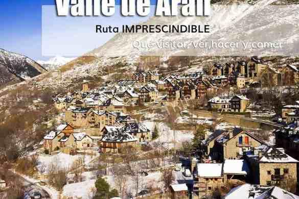 Qué visitar, ver, hacer y comer en Valle de Arán y Valle de Boí_ClickTrip