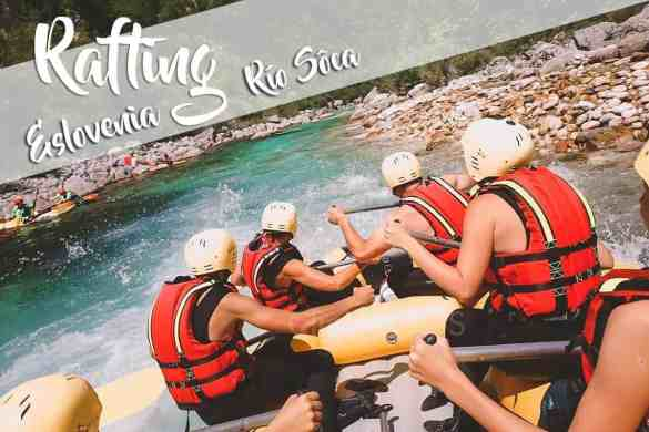 Apli Center | Rafting en Eslovenia | Rio Soča