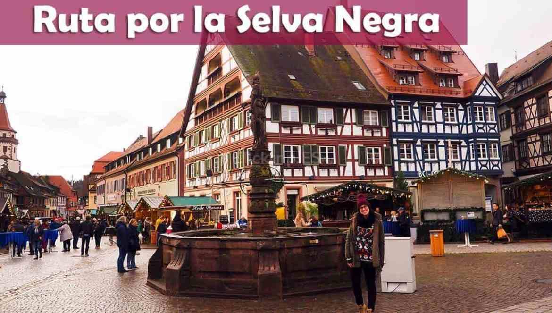 Ruta Preparativos Pueblos de la Selva Negra Alemania en Navidad ClickTrip