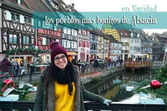 Visitar los pueblos más bonitos de Alsacia en Navidad ClickTrip