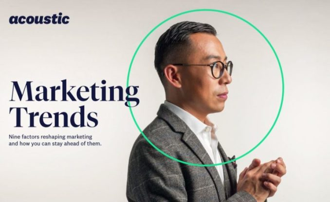 Acoustic reveals AI and machine studying are high advertising and marketing developments in new report 1