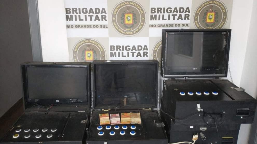 Divulgação / Brigada Militar