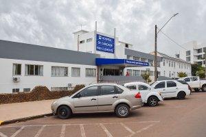 Hospital Frei Clemente Arquivo