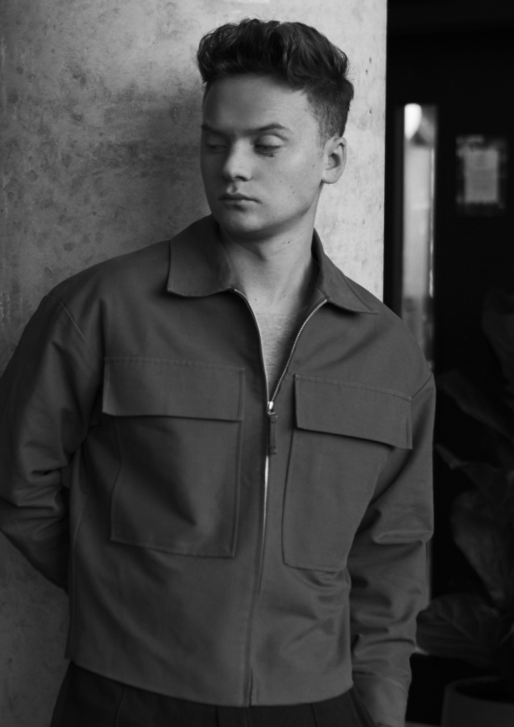 Conor Maynard by Conor Clinch for CLIENT 16  Client Magazine