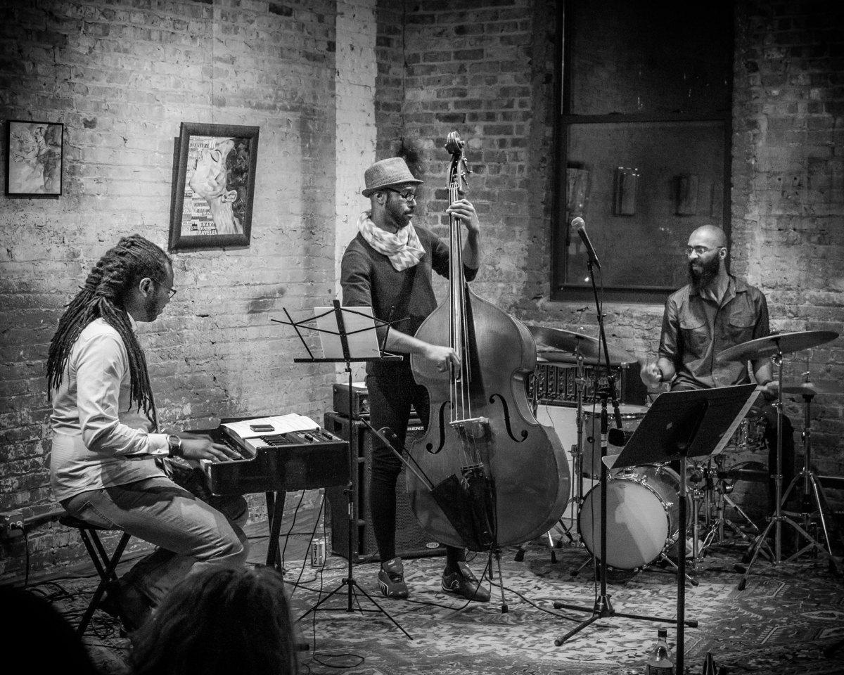 Fred Anderson Quartet - Birdhouse