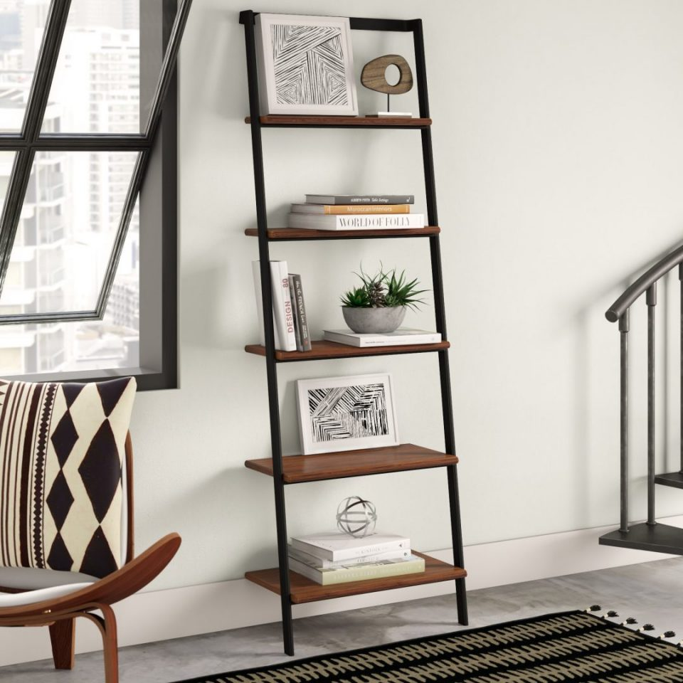 Brittanie Ladder Bookcase