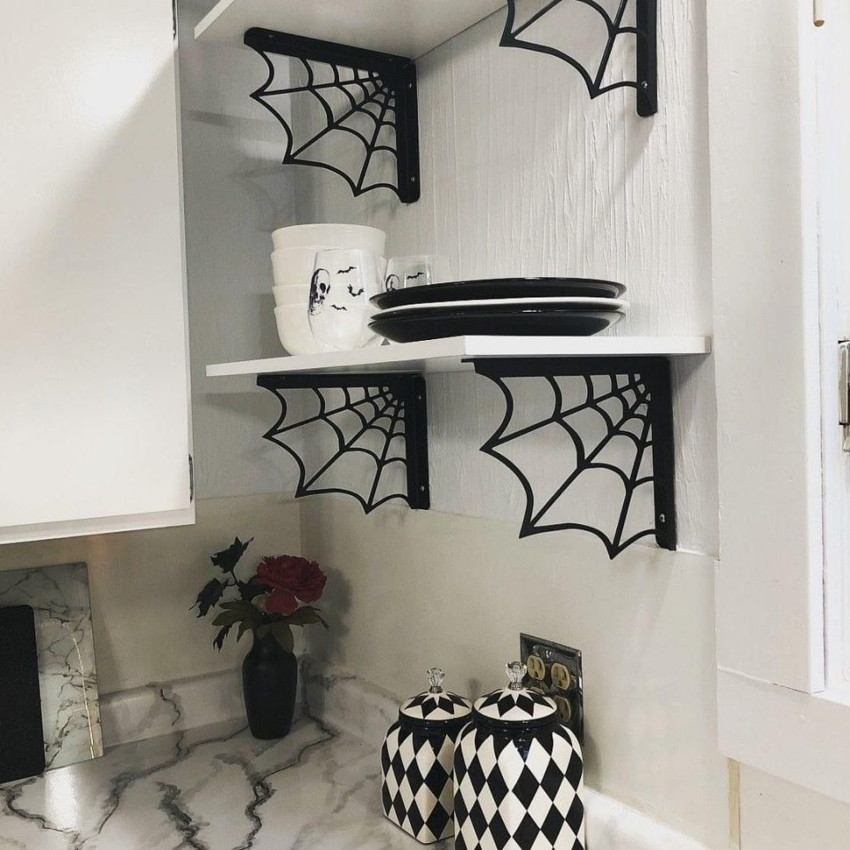 haunted home ideas gothic accessories