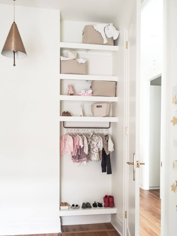 stylish childrens wardrobe and closet ideas