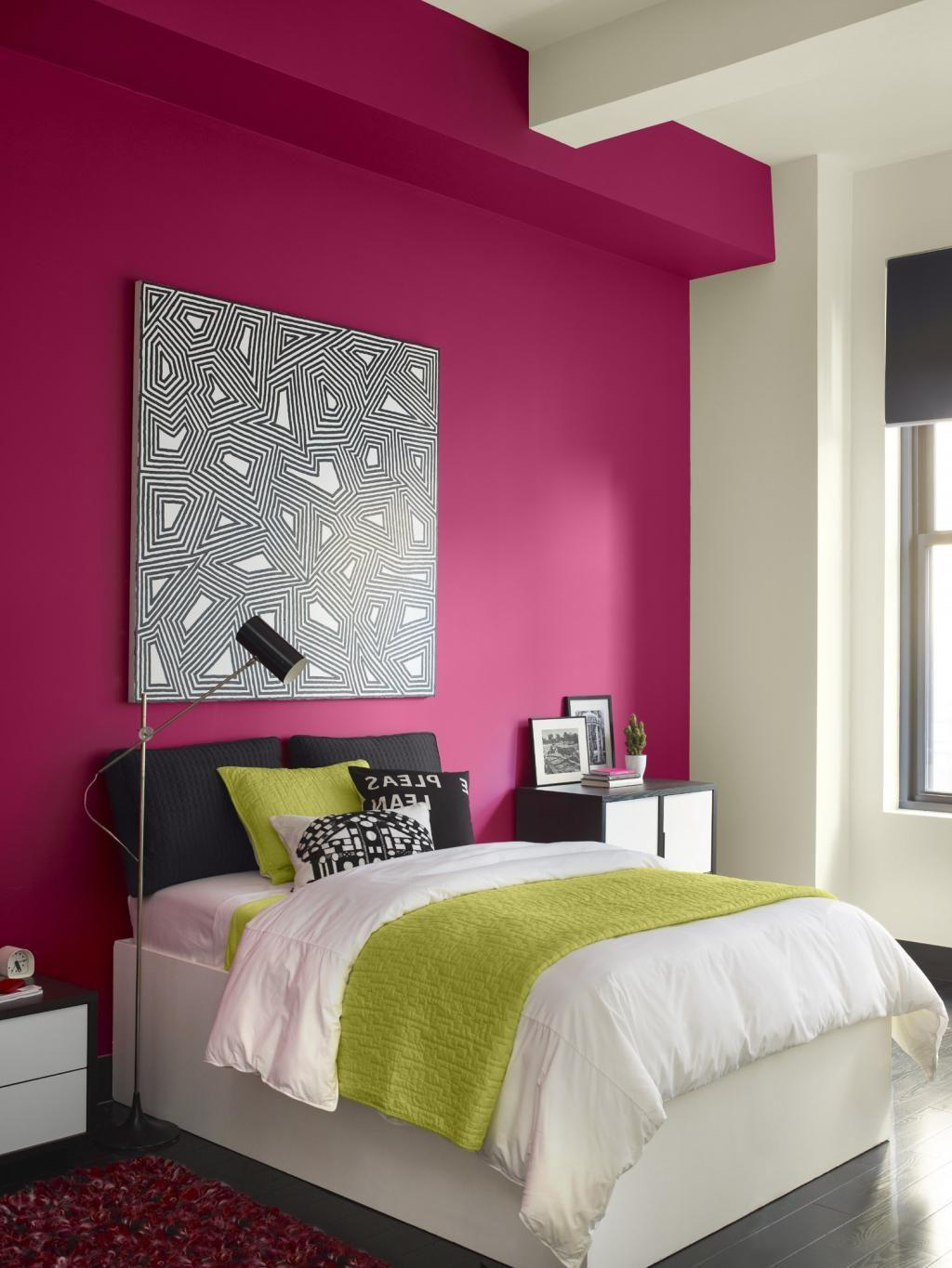 bedroom color combination oh style