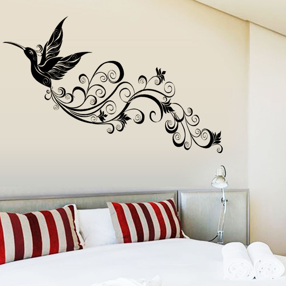 phoenix removable wall mural decals stickers adhesive wall