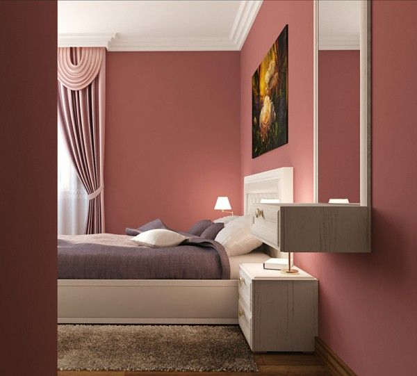 rose color paint for bedroom to be painting bedroom walls