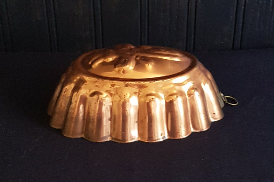 tagus copper jelly mold french country kitchen kitchen