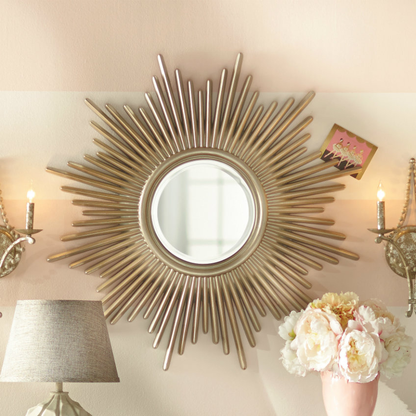 the most unique sunburst wall mirrors you will want to own