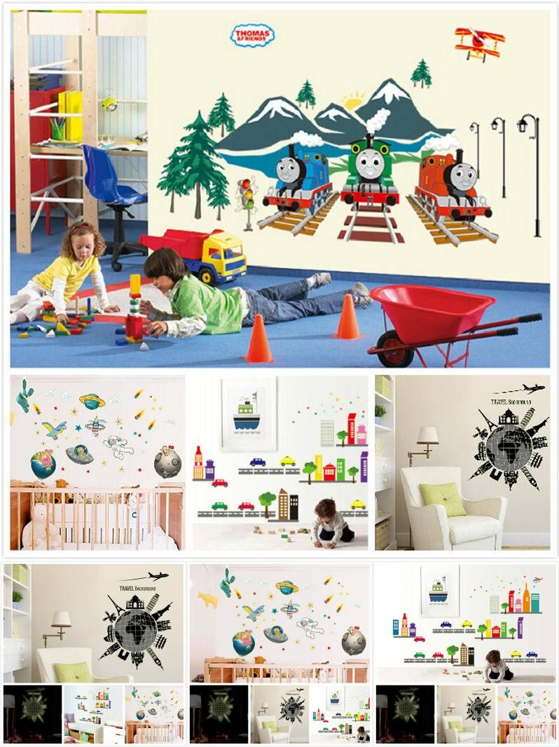visit to buy thomas friends the tank engine train wall