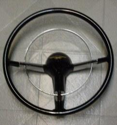 ebay503 jpg 181023 bytes 1955 56 chevrolet belair scaled down complete steering  [ 1024 x 768 Pixel ]