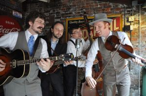 Wednesdays in the Woods: Jake Speed and the Freddies @ Burnet Woods Bandstand |  |  |
