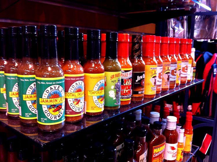 Hot Sauces Niagara