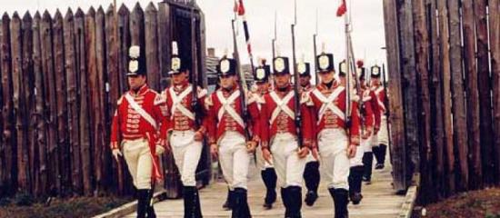 War of 1812 in Niagara Falls