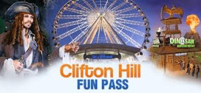 Clifton Hill Fun Pass