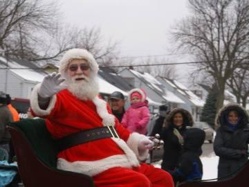 Niagara Region Santa Claus Parades