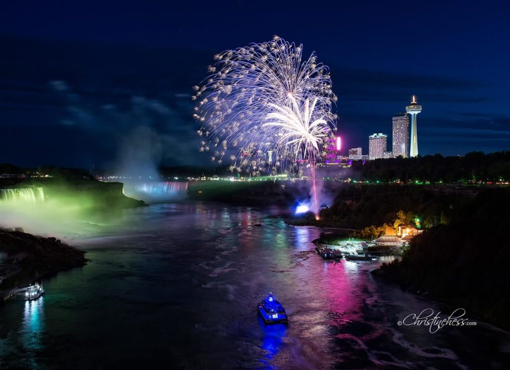 Visiter Niagara