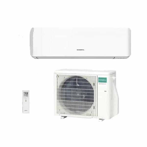 Climatizzatore/Condizionatore Monosplit Parete Fujitsu General ASHG09KMTA/AOHG09KMCA 9000 btu