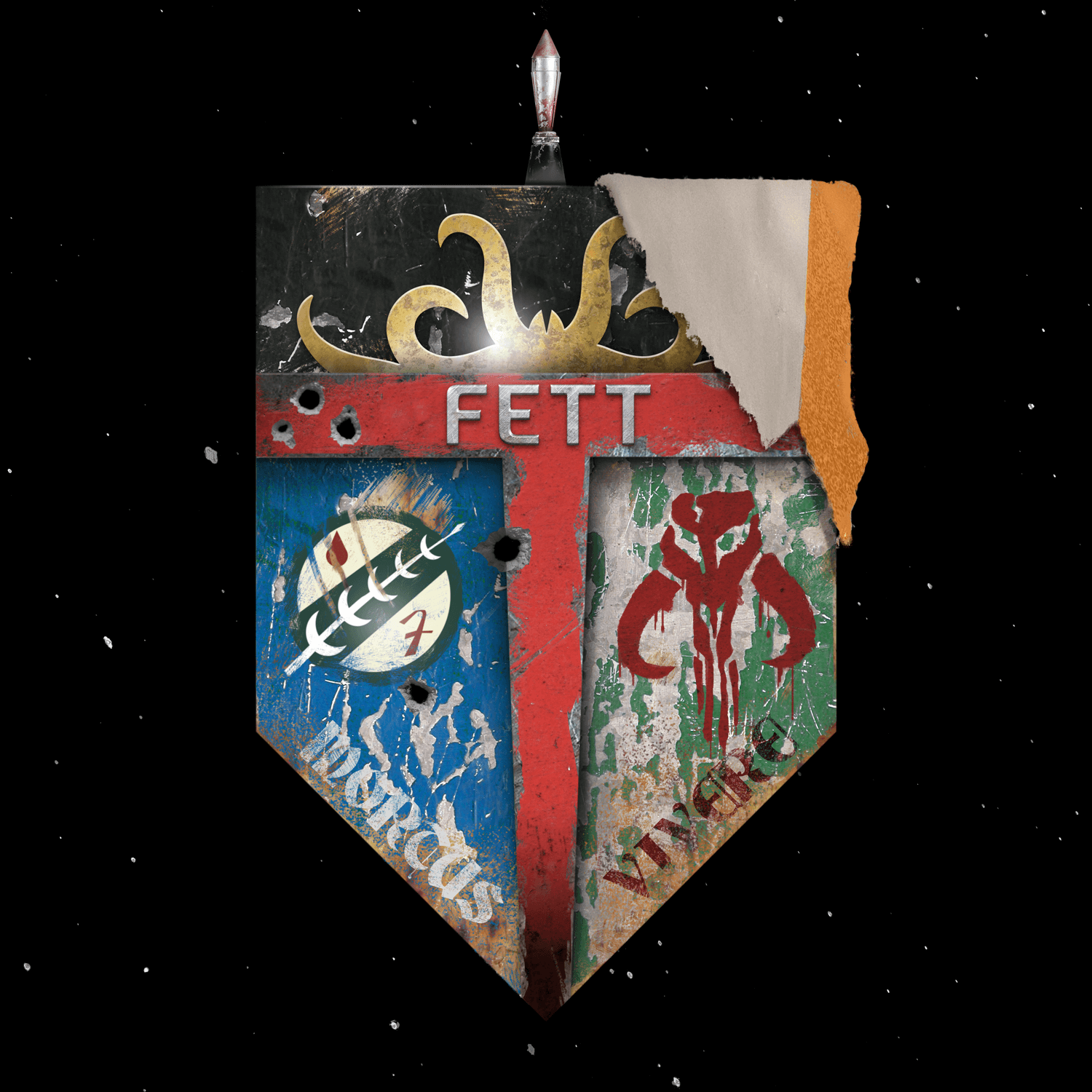 Star Wars Family Crests  Climadoor