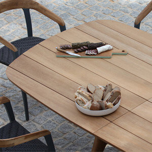 luxury outdoor dining furniture clima