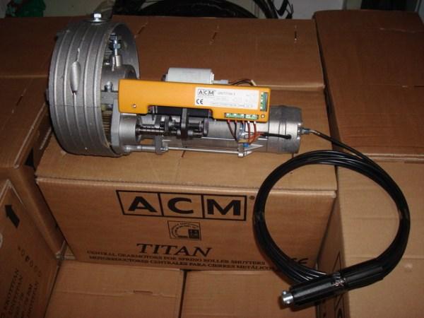 Kit motor persiana ACM Titan 170kg