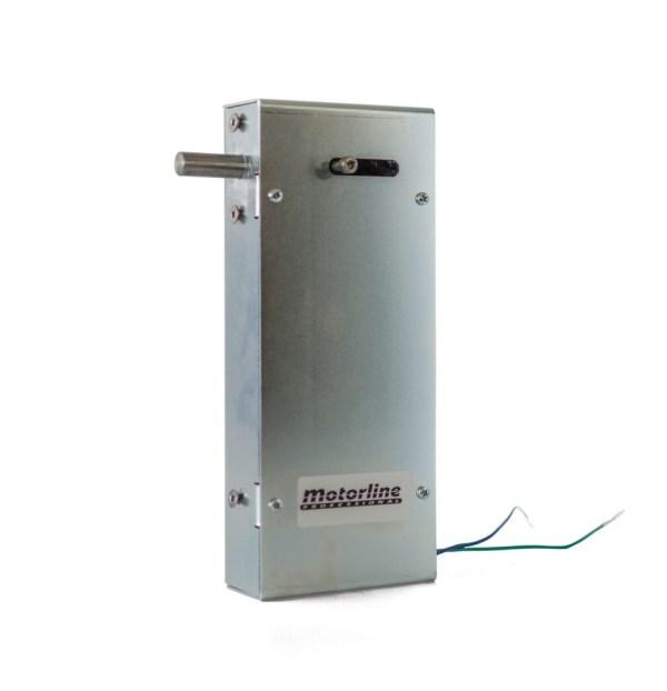 Cerradura eléctrica EF25 para puerta seccional