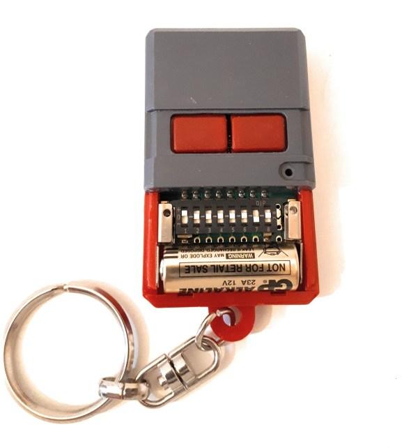 REMOCON RMS001 Mando garaje compatible