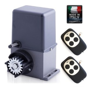 Mini Kit Artemis 800 EC motor puerta corredera con antiaplastamiento
