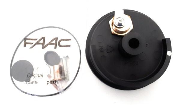 Kit desbloqueo motor corredera Faac 740-741