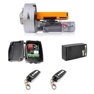 Kit motor enrollable cierre metalico roll 180kg