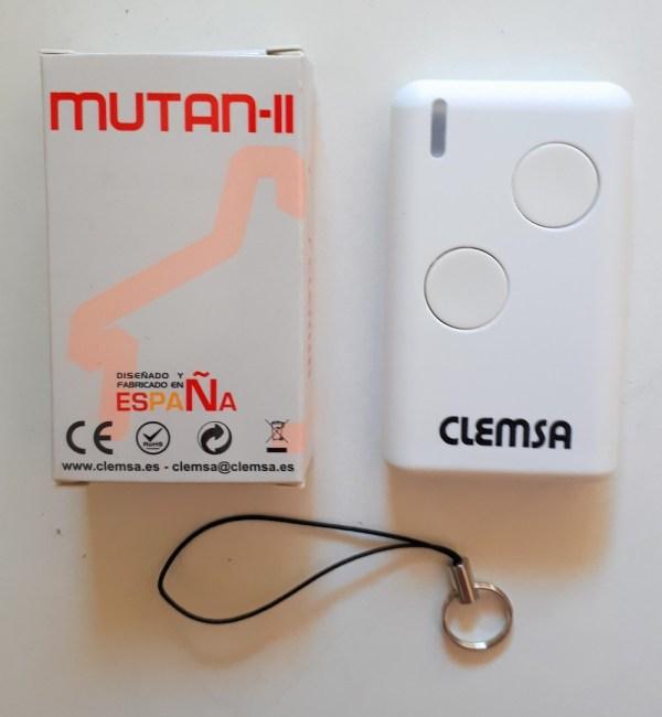 Clemsa Mutan NT2 S mando garaje original